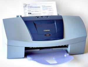 drukarka Canon tusze